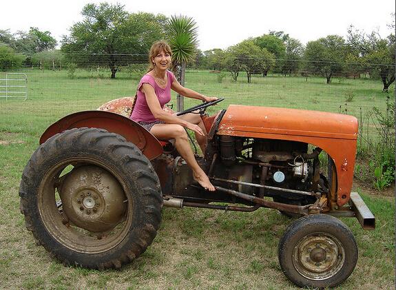 части за трактор